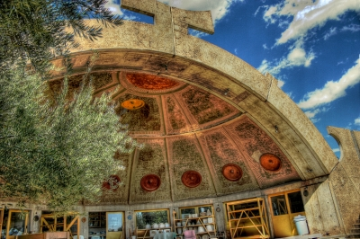A visit to Paolo Soleri's Arcosanti