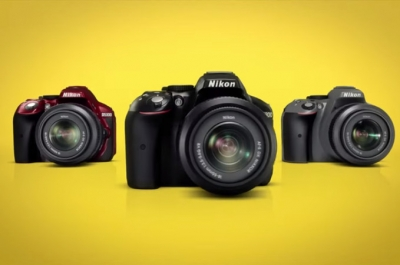 Need a company camera? Only from Nikon!