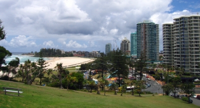World travel: Southern Gold Coast vacations at Coolangatta