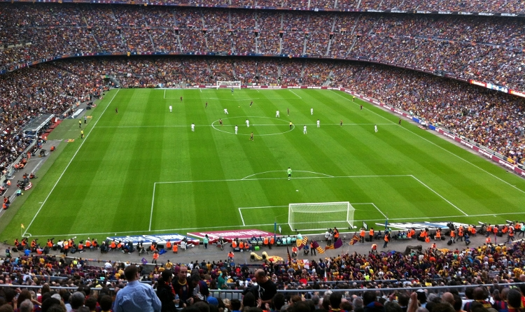 Trip to FC Barcelona game