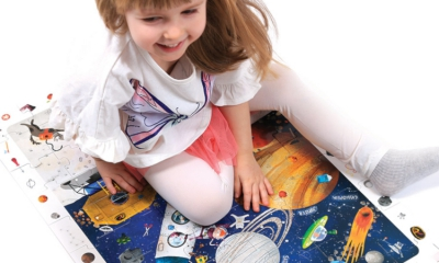 How to choose puzzles for children of different ages?