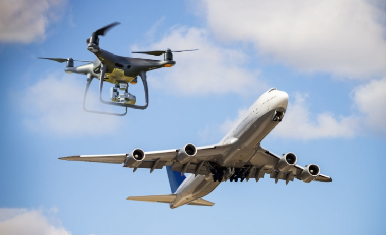 modification of the system of protection against UAVs and drones