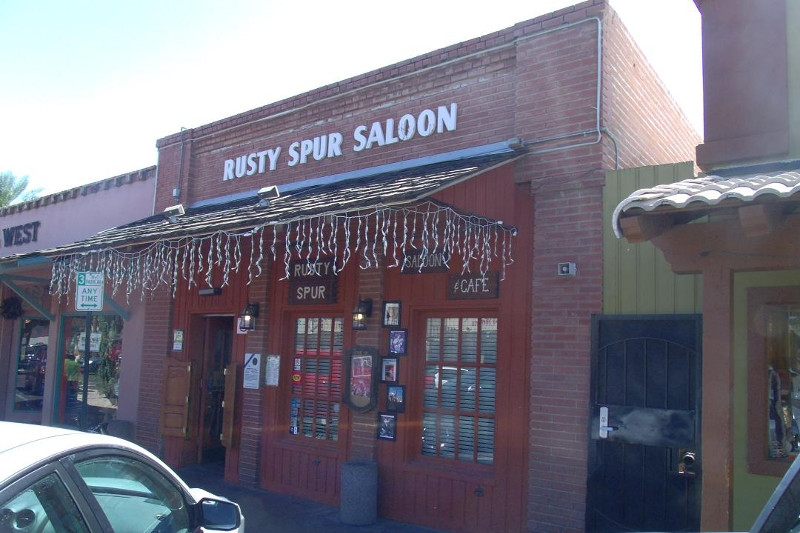 The Rusty Spur Saloon