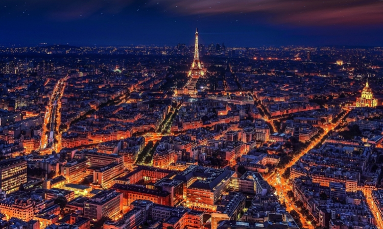 Paris - what to see and how to get there