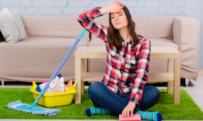 How to clean your house after an infection?